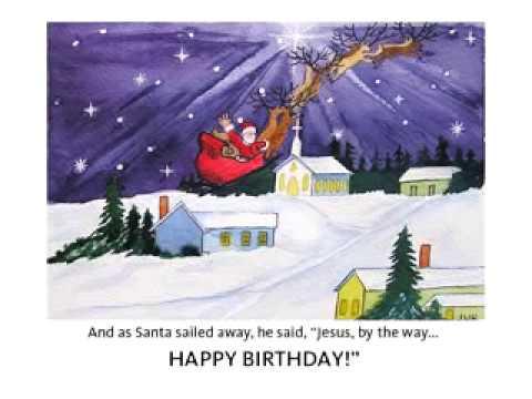 the night jesus met santa claus - Santa And Jesus