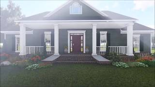 3-bedroom Traditional Home With Flex Space From The Plan Collection  #141-1270