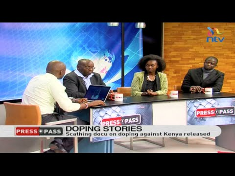 Press Pass: Doping stories, is Kenya being targeted?