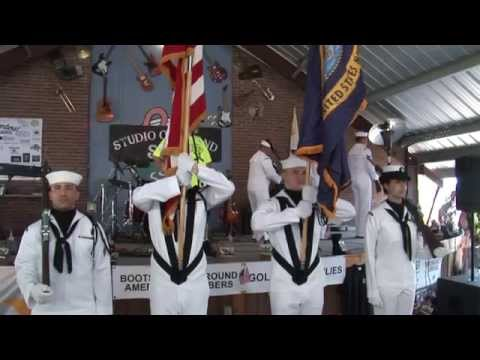 Boots on the Ground with American Legion