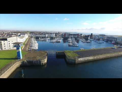 Arriving Clyde Marina Ardrossan -   From the Sea V1   1080
