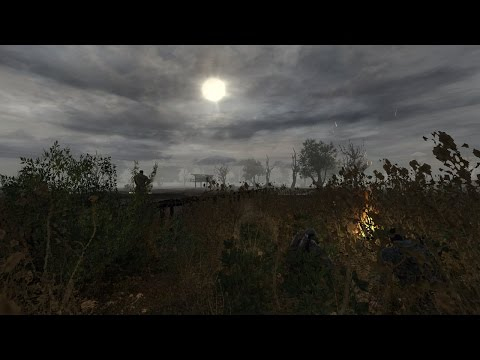 S.T.A.L.K.E.R.: Пропавшая экспедиция - Начало игры