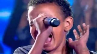 Jotta A - Breathtaking Performance Of Agnus Dei From Child Singer thumbnail