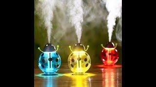 Review of Beetle (Ladybug) Humidifier ♥