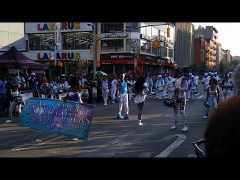 Live: African American day Parade 2017