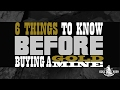 6 Things to Know Before Buying a Gold Mine - Gold Rush Expeditions