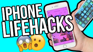 +10 LIFE HACKS de IPHONE que NO sabías | Rachel Tisdale