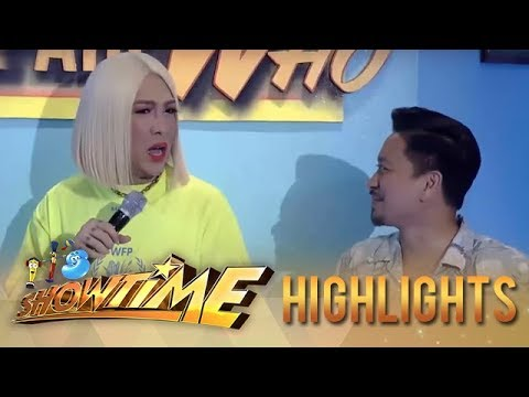 Vice Ganda reveals what he bought from Japan | It's Showtime KapareWho