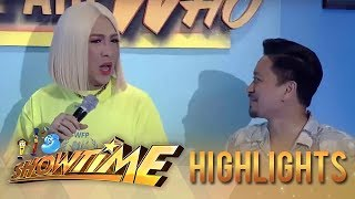 Vice Ganda reveals what he bought from Japan It&#39s Showtime KapareWho