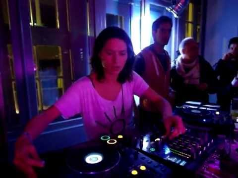 DJ Isis / Amsterdam Dance Event 2011 / Blue Frog Afterparty