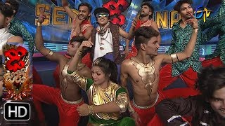 Sanketh and Priyanka Performance | Dhee Jodi | 24th May 2017 | ETV Telugu