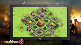 TTGamers:  TTGraiders Clash Of Clans Overview
