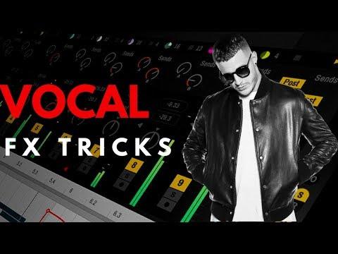 The DJ SNAKE Vocal Effect
