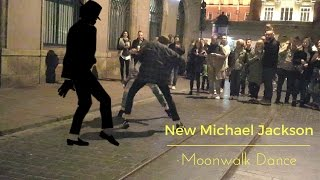 Moonwalk, most amazing dance moves: new Michael Jackson, it will melt your mind