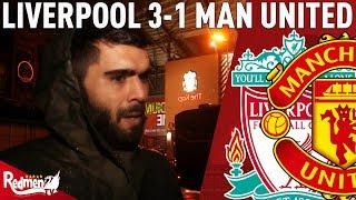 Liverpool 3-1 Man United | Oppo Reaction with Adam McKola