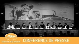 LE GRAND BAIN- Cannes 2018 - Conférence de Presse - VF