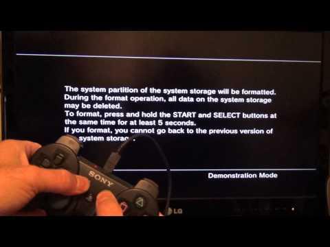 The Rescue PS3 Error Code 8002F2E4 firmware 4.55