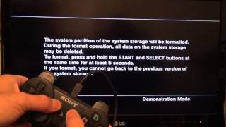 The Rescue PS3 Error Code 8002F2E4 firmware 4.55