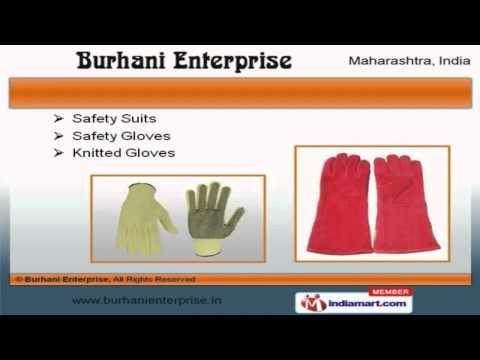 Industrial Safety Equipment By Burhani Enterprise, Mumbai