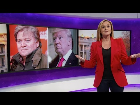 Samantha Bee Rips Apart Donald Trump's Rumored Cabinet Choices