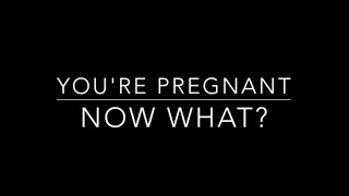 What You Need to Know When You Find Out You're Pregnant