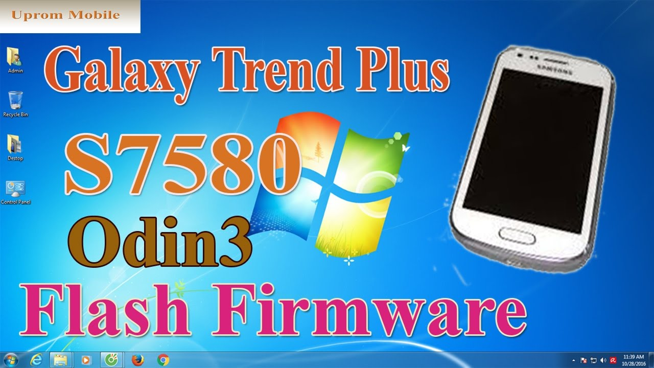 Smartphone Libre Samsung Galaxy Trend Plus S7580 Flash Firmware Samsung Galaxy Trend Plus S7580 With File Repair By Odin3 Fix Treo Logo Ok