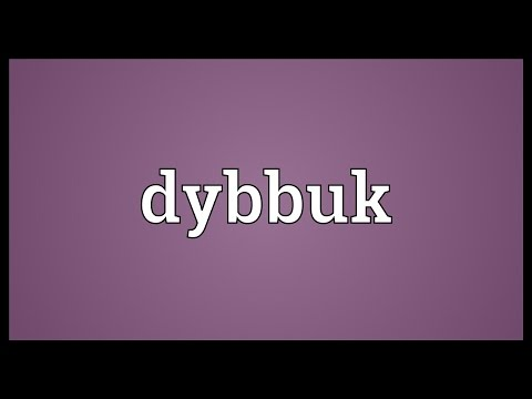 Header of dybbuk