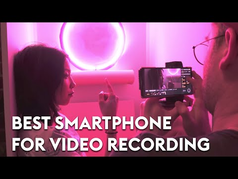 Best Smartphone For Video Recording & Filmmaking