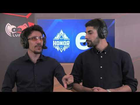 LigadeHonorEntel League of Legends  Jornada 14   CLAUSURA 2019