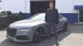 I BOUGHT AN AUDI RS7!!!