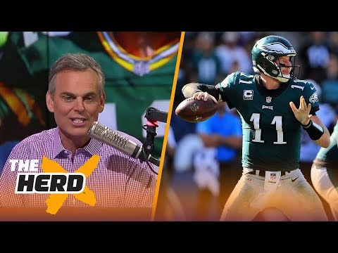 Are quarterbacks in the NFC significantly better than in the AFC? | THE HERD