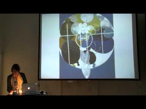 """Hilma Af Klint"" - Gertrud Sandqvist @ Summer Academy 2010"