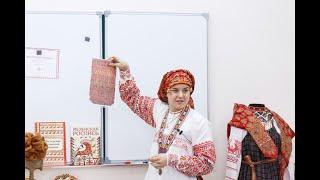 "Мастер-класс ""Мезенская роспись"""