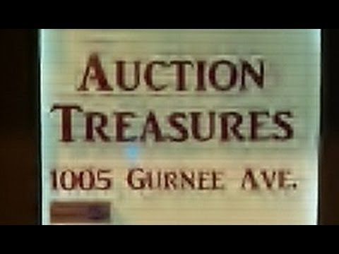 Auction Treasures 1005 Gurnee Avenue Anniston, Alabama 36201