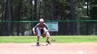 NASIM (N SQUARED) NUNEZ - (INFIELD)  - CLASS OF 2019 - BASEBALL RECRUITING VIDEO