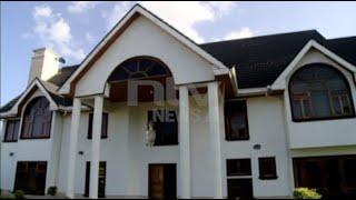 Inside Rashid Echesa's palatial compound in Karen where he was arrested