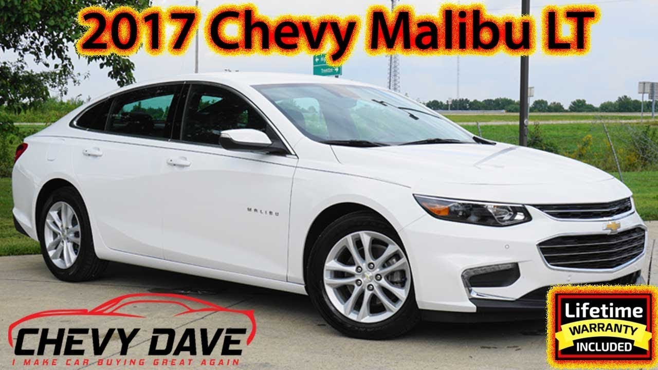 2017 Chevy Malibu Review and It's For Sale