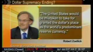 Dollar Supremacy Ending?