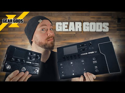 POD GO vs. HX Stomp - What's The Difference? | GEAR GODS