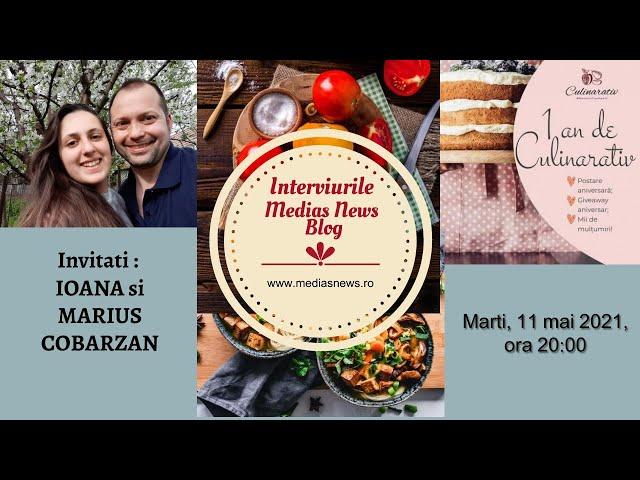 Culinarativ la Interviurile Medias News Blog