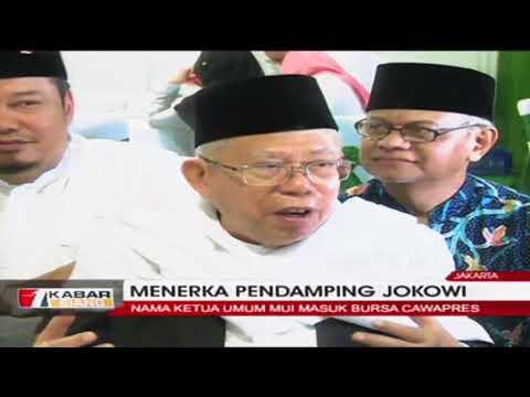 Nama KH Ma'ruf Amin Masuk Bursa Cawapres Jokowi Mp3