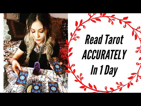 Become A Pro Tarot Reader In 1 Day (My Tips & Tricks)