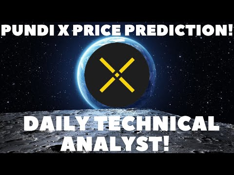 Pundi x Price Prediction Daily Technical Analyst!