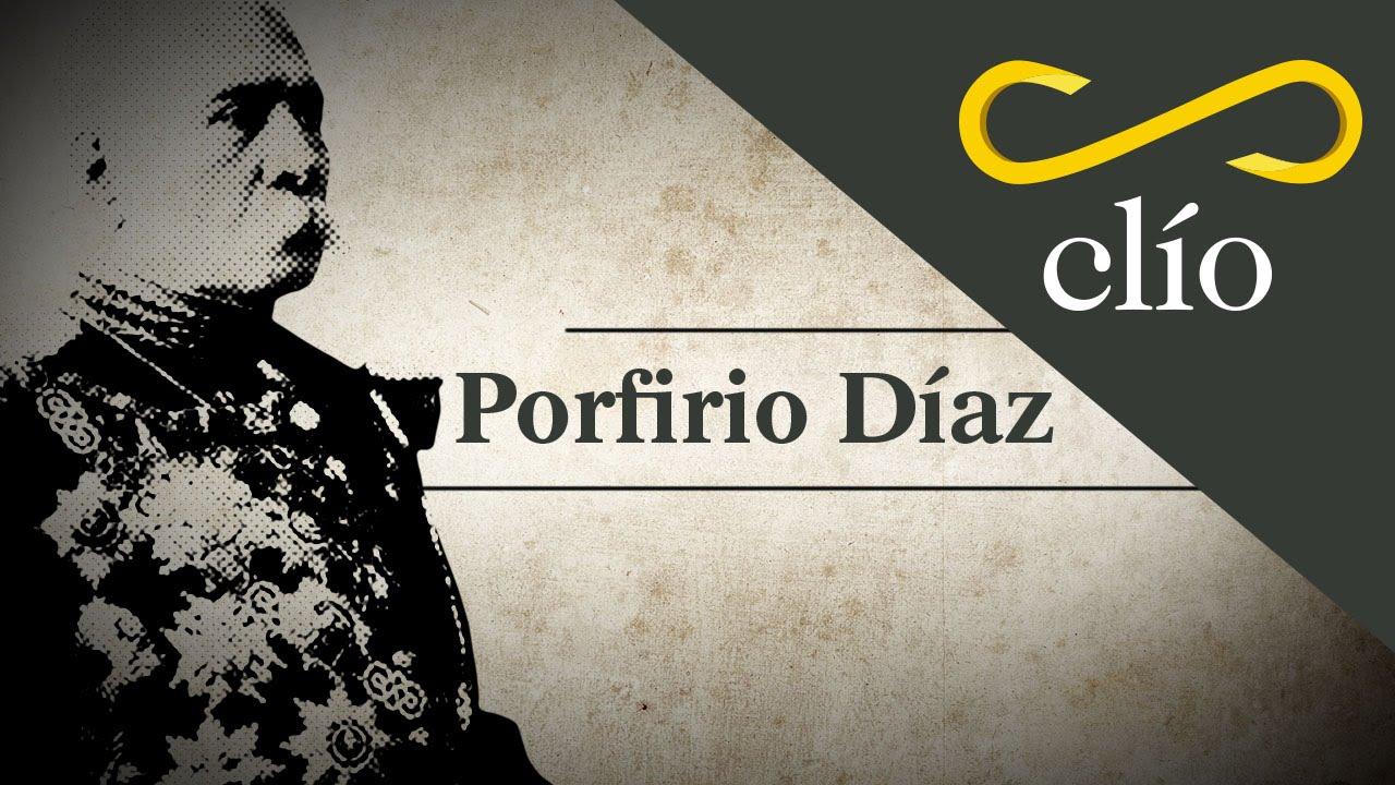 Minibiografía Porfirio Díaz