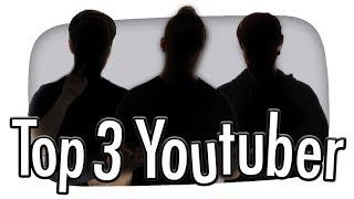 3 YouTuber die ich feiere - Kuchen Talks #349
