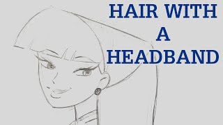 How to Draw a Headband