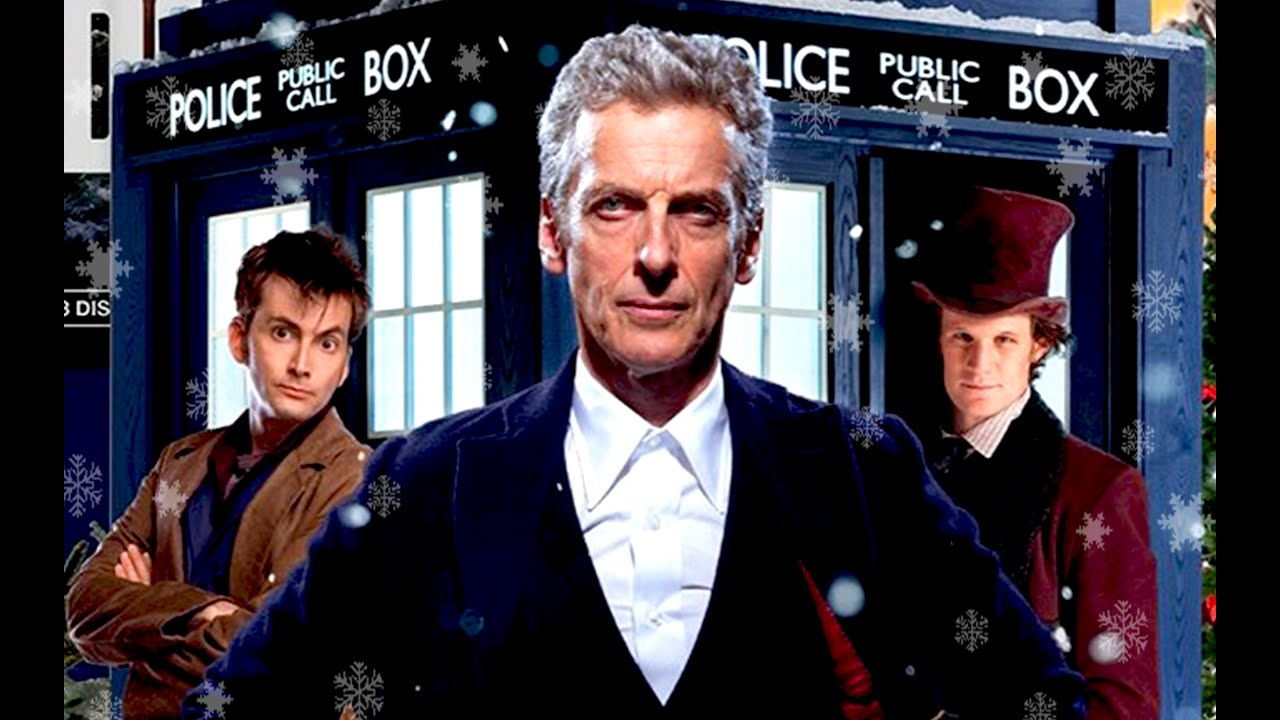 Doctor Who: The Christmas Specials - BBC One TV Trailer (2005-2014 ...