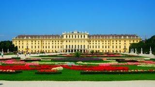 Schönbrunn Palace, Vienna, Austria, Europe