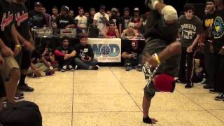 Beat Rock Squad vs. Waikiki Bboys - Quarterfinals - World of Dance Hawaii 2010