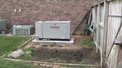 Generac 27KW QuietSource Liquid Cooled Natural Gas Home Generator